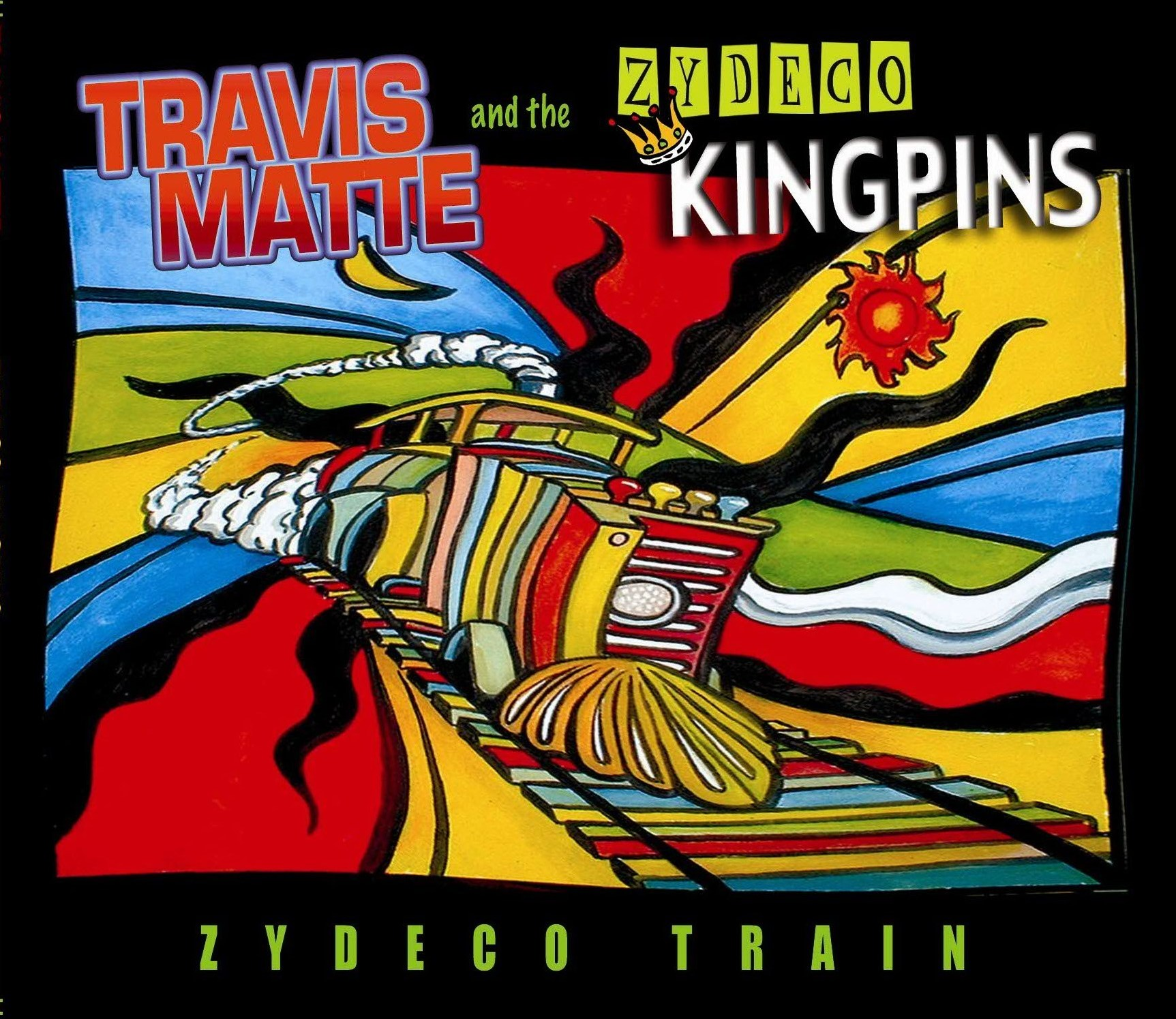 travis matte zydeco train booty call